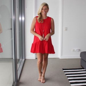 Red_Zara_Playsuit