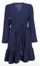 Decjuba Melanie Wrap Dress
