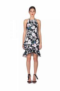 33 - Cooper St Whimsical Blooms Knee Length Dress