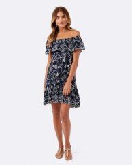35 - Forever New Alessandra Broderie Dress