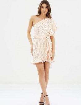 13 - Pasduchas Hot Flush Ruffle Dress