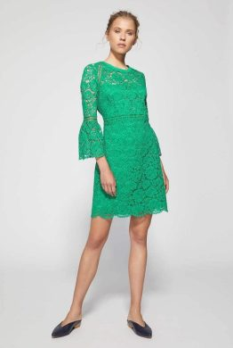 3 - Witchery Scallop Detail Dress