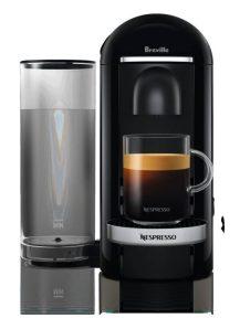 15. Breville Nespresso Vertuo Plus Black Deluxe