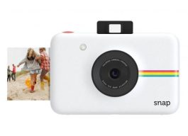 26. Polaroid Snap Camera