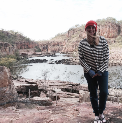 Ticked 'visit Katherine Gorge' off my bucket list.