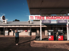 Roadtripping through the Northern Territory.
