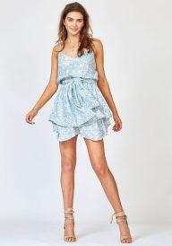 14 - Three of Something The Social Dress