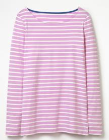 Boden Long Sleeve Breton (sizes 6-22), $50http://bit.ly/2EGBa5n