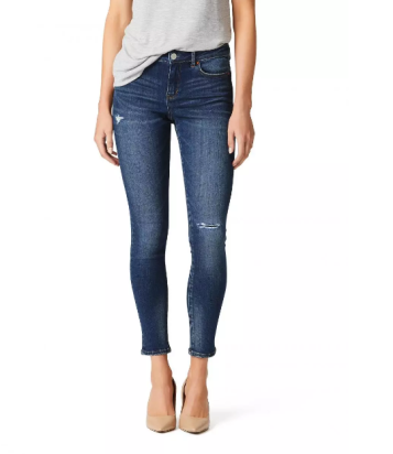 Jeanwest Krista Skinny 7/8 Jean, $99.99 (currently $74.99) - http://bit.ly/2oOoI9N