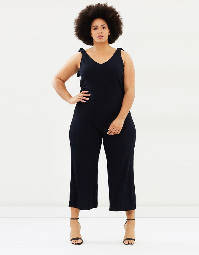 Violeta by MNG Lucia Jumpsuit (size 14-20), $75 - https://www.theiconic.com.au/lucia-jumpsuit-520481.html