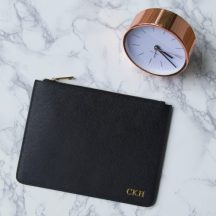 Miss Monogram London Clutch - http://bit.ly/2BWcJdT