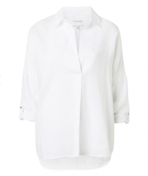Witchery Linen Shirt, $119.95 https://www.witchery.com.au/shop/woman/clothing/shirts/60216315/Linen-Shirt.html