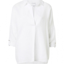 Witchery Linen Shirt, $119.95 https://www.witchery.com.au/shop/woman/clothing/shirts/60216315/Linen-Shirt.html