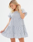 Atmos & Here Vita Cotton Smock Dress, $69.95 - https://www.theiconic.com.au/vita-cotton-smock-dress-577100.html