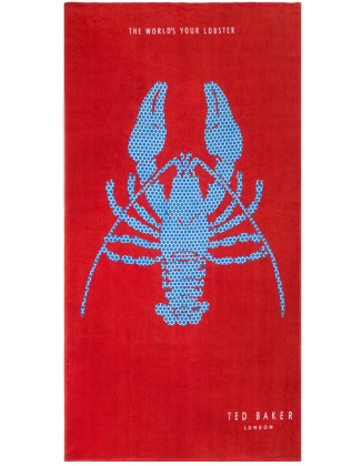 TedBaker_LobsterTowel
