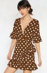 You Dot This Polka Dot Dress